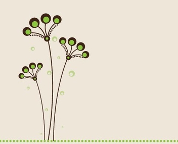 Flowering - vector gratuit #216293