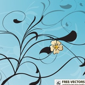 Nature Background Vector - Kostenloses vector #216803