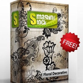 Free Floral Decorative Pack - Free vector #216953