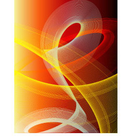 Abstract Vector Swooshes - Free vector #219003