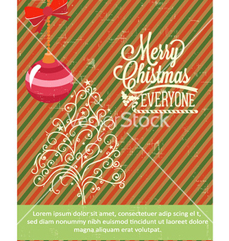 Free christmas vector - Free vector #219303