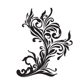 Free Vector Flourish - vector gratuit #219403
