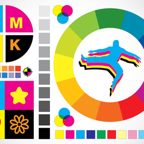 Colors Vector - vector #219893 gratis