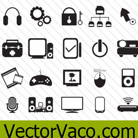Free Icons - Kostenloses vector #220053