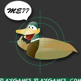 Duck Hunting Game - бесплатный vector #220433