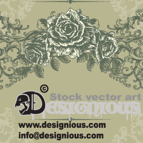 Free Vector Vintage Illustration - Free vector #220483