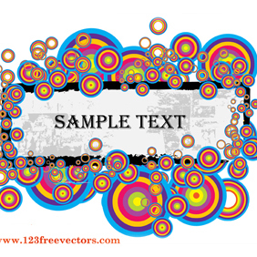 Text Banner - Free vector #221113