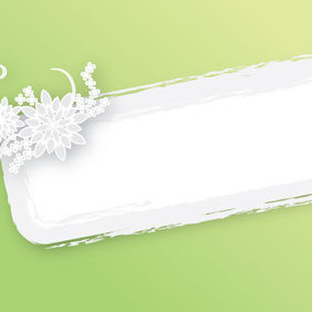 The Shadoo Banner - Free vector #221603