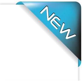 Corner Tag For New Products - Free vector #221833