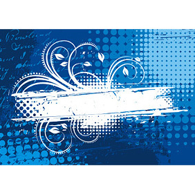 New Banner - vector #222043 gratis