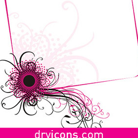 Frame Of The Day - vector gratuit #222823