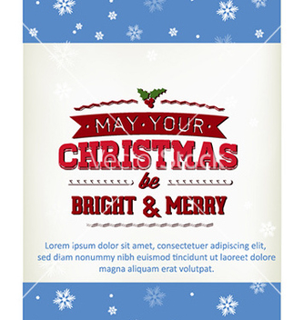 Free christmas vector - Free vector #222913