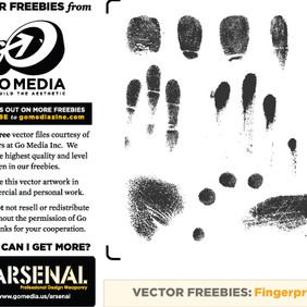 Fingerprints - Free vector #223063