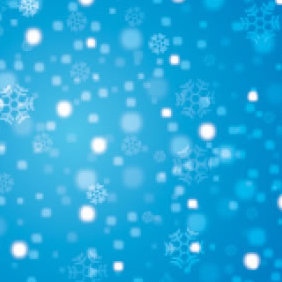 Vector Snow Flakes - Free vector #223623