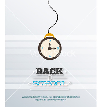 Free back to school vector - бесплатный vector #224133
