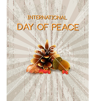 Free international day of peace vector - бесплатный vector #224233