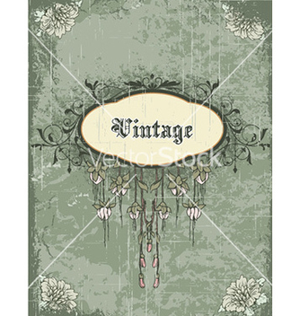 Free vintage frame vector - Free vector #224333