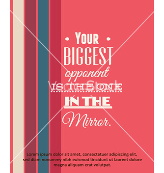 Free mirror text vector - vector #224523 gratis