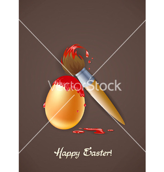 Free easter background vector - бесплатный vector #224923