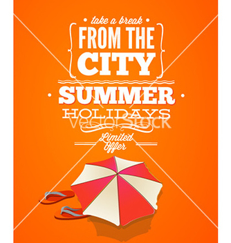 Free summer vector - Free vector #225283