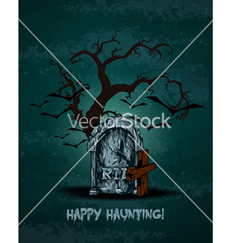 Free halloween background vector - Free vector #225473