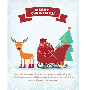 Free christmas vector - Free vector #225833