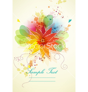 Free colorful abstract background vector - бесплатный vector #226163