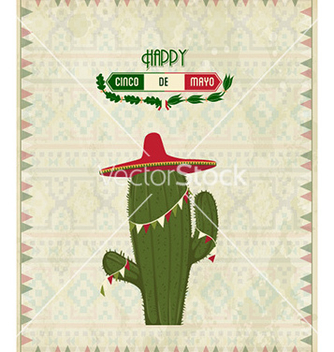 Free cinco de mayo vector - бесплатный vector #226213