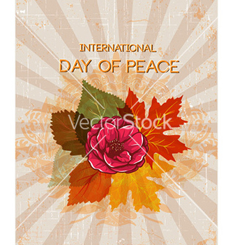 Free international day of peace vector - Kostenloses vector #226263