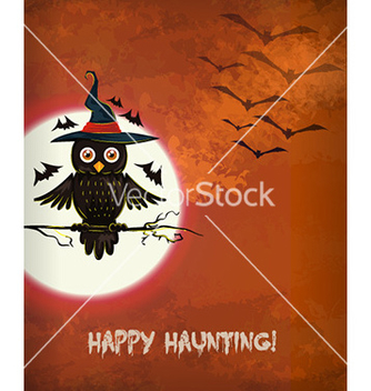 Free halloween background vector - Free vector #226643