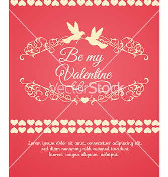 Free happy valentines day vector - Free vector #227403