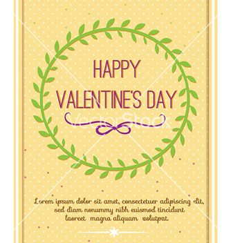 Free happy valentines day vector - vector #227973 gratis