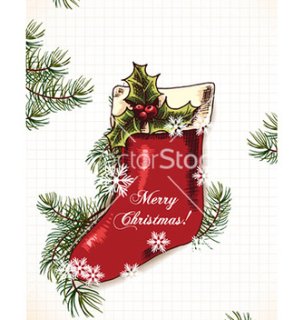Free christmas vector - Free vector #228513