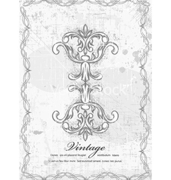 Free vintage background vector - vector gratuit #228603
