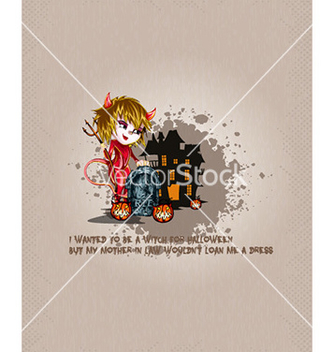 Free halloween background vector - бесплатный vector #228953
