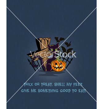 Free halloween background vector - Free vector #229013