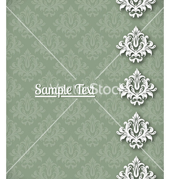 Free floral background vector - Free vector #229053