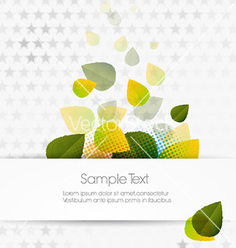 Free floral background vector - Free vector #229123