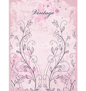 Free vintage background vector - Kostenloses vector #230663