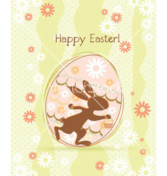 Free easter background vector - бесплатный vector #231453