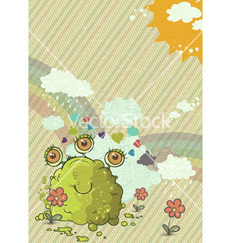 Free funny background vector - vector gratuit #231683