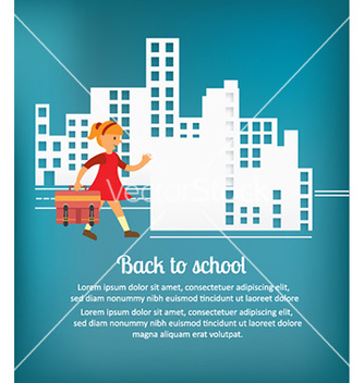 Free back to school vector - Free vector #231733