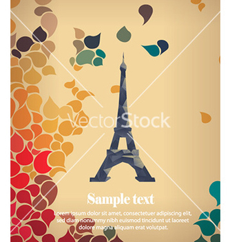 Free with abstract background vector - Kostenloses vector #232023