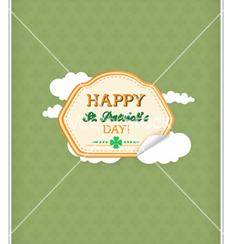 Free st patricks day vector - бесплатный vector #232293