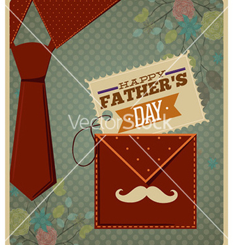 Free fathers day vector - Free vector #232413