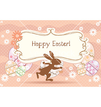 Free easter background vector - Free vector #232463