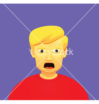 Free cartoon boy vector - бесплатный vector #232623