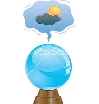 Free crystal ball icons vector - Free vector #232823