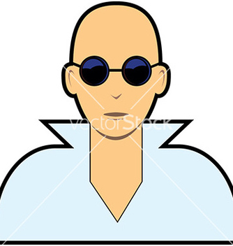 Free cartoon character vector - Kostenloses vector #232893