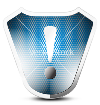 Free glossy shield vector - бесплатный vector #233993